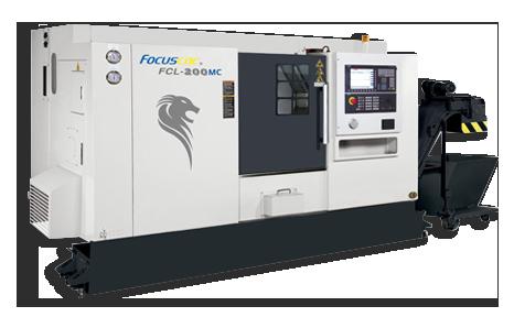 Focus FCL-300 CNC Lathe