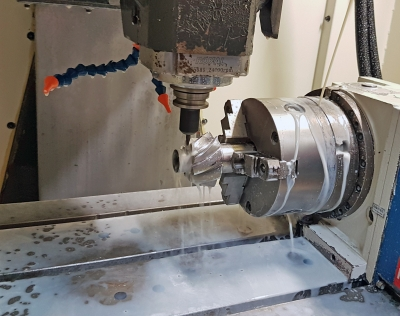 Spiral Bevel gear cutting in Brisbane, Queensland