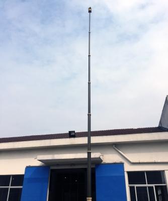 AIR1200T Pneumatic Mast & Tripod, 12m Height | Fabrication