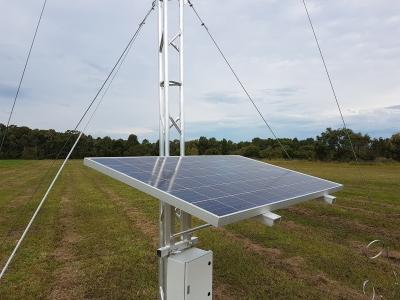 AL220 series solar panel mount