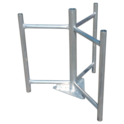 AL340 aluminium headframe for three-sector antenna deployments