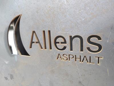 Allens Asphalt, geofab, QLD, watercutting.