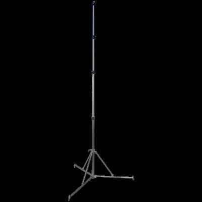 folding tripod with telescopic mast