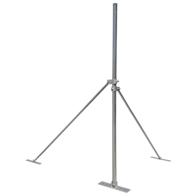 Stainless steel roof mast