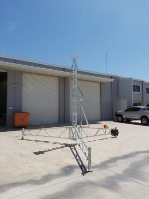 AL220 Radar tripod for the ADF