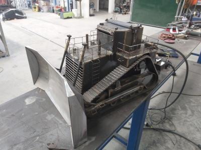 d11 cat bulldozer letterbox. Mining, communications.