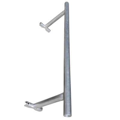 Galvanised tower clamp stand off mount