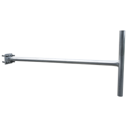 Aluminium stand off mount for AL340 towers