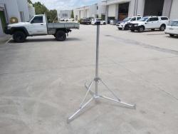 folding aluminium tripod budget range, telecommunications, antennas